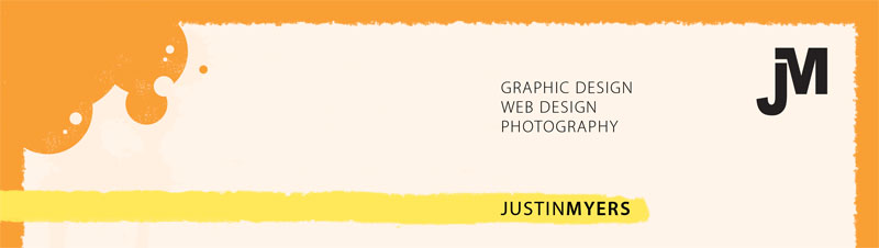 Justin Myers  - Graphic Design | Web Design | Photography